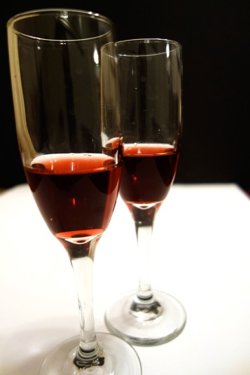 Cranberry-Pomegranate-Juice