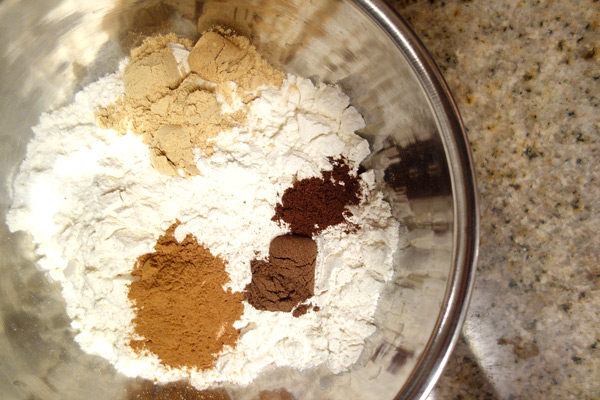 Flour-and-Spices