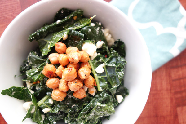 Single-Kale-Salad-with-Chickpeas